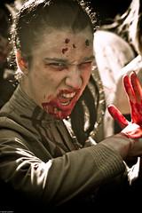 IMG_3091 (Meian') Tags: paris walking dead death blood zombie walk mort makeup gore rotten sang maquillage pourri meian 2011 putrefi putrify