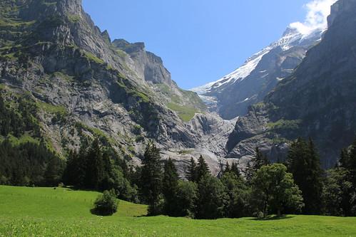 Grindelwald glacier