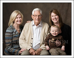 sneak peek - 4 generations! and a birthday boy!