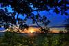 Before Sunset [EXPLORE] (Moniza*) Tags: sunset mountain newyork sunrise twilight nikon dusk bearmountain explore valley d90 explored moniza