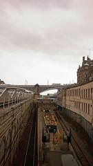 In Edinburgh... (zoekay) Tags: architecture scotland edinburgh skies vista lothians moodyskies
