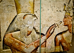 Egyptian Antiquities at the Louvre Museum Paris France (mbell1975) Tags: sculpture paris france art statue museum gallery museu louvre du musée musee m egyptian museo muzeum antiquity antiquities eqyptian müze museumuseum