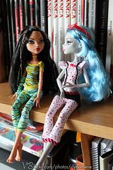 Cleo & Ghoulia