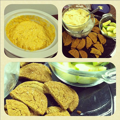 @ my dip contest contributions: buffalo chicken & pumpkin dip