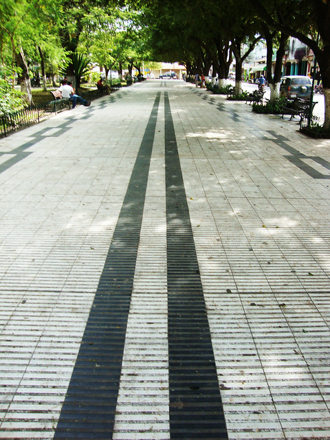 Plaza principal de Trinidad Bolivia