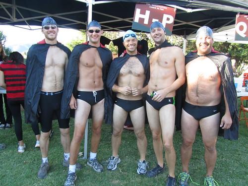 2011 Mud Mash Swim Team