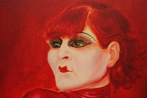 Danseuse - Otto Dix