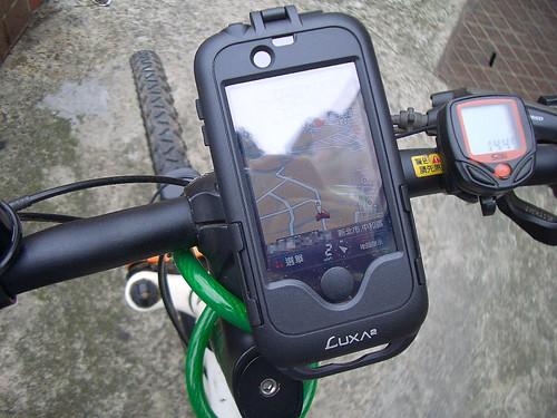 LUXA2 H10 腳踏車架