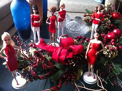 Red is the Color of Christmas (Jacob_Webb) Tags: barbie ken fashionista house cutie girly sassy 2011 glam barbiedolls barbie2011 car 2009 pool barbiehouse barbieglamvacationhouse barbiefashionista2011 barbieglampool fashionistadolls barbiecar barbiepets sweetie 2010 sporty wild artsy articulateddolls repro doll bff kendolls dollsbarbie dolls 2011fashionista dollsken 2011barbie barbiefashionista barbiecutie 1962 barbiesassy dollsarticulated barbeque grill kenfashionista barbiewigwardrobe dollshoes clothes patio bear barbiebasics2012 barbiebasics barbiebasicsblack kenbasics basicsred christmasbarbie christmas