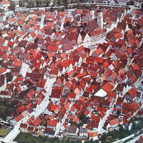 Aerial View -Lufthansa