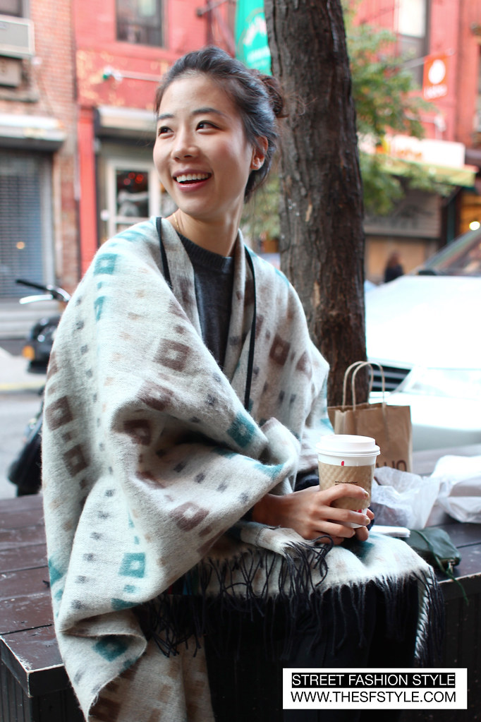 Cape GimmeCoffee streetstyle fashion blog new york san francisco STREETFASHIONSTYLE SFS