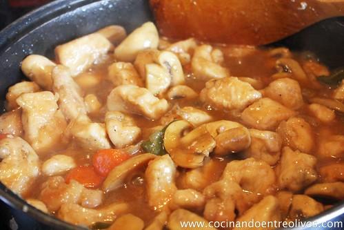 Pollo a la miel. www.cocinandoentreolivos (13)