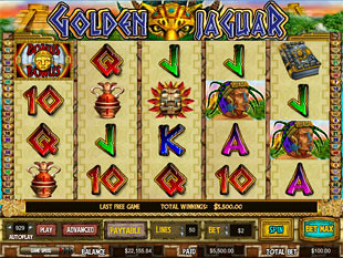 Golden Jaguar slot game online review
