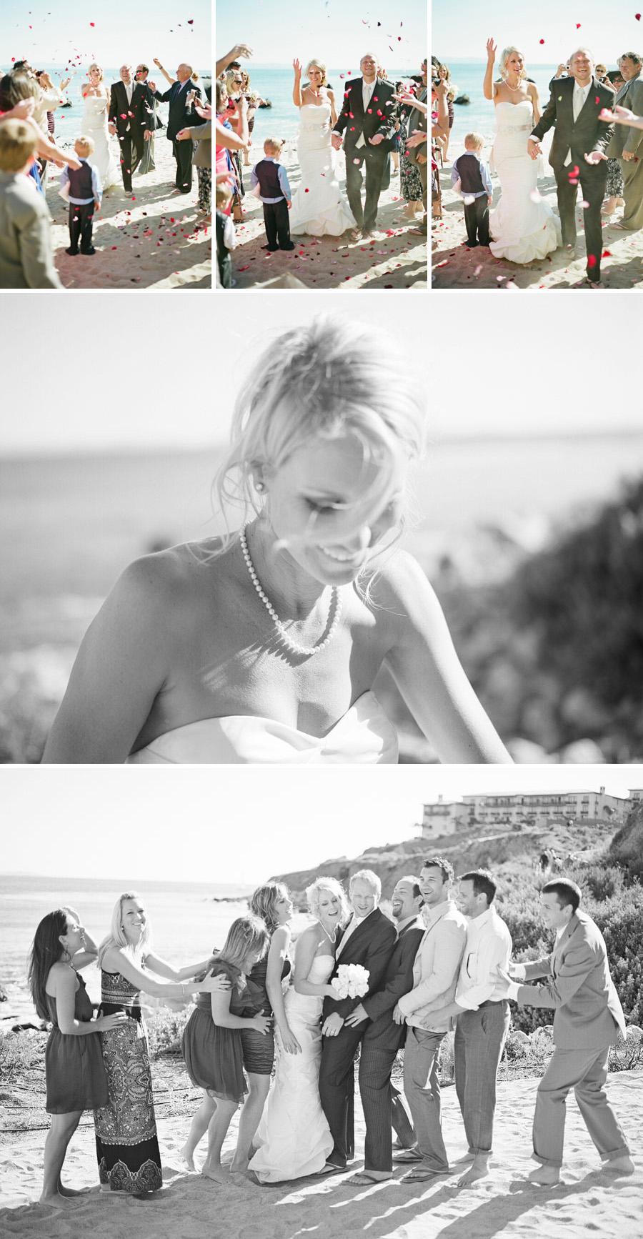 terranea Resort Wedding Photos  0008