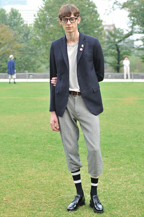 Barthelemy Surville3010_SS12 Tokyo soe(Fashion Press)