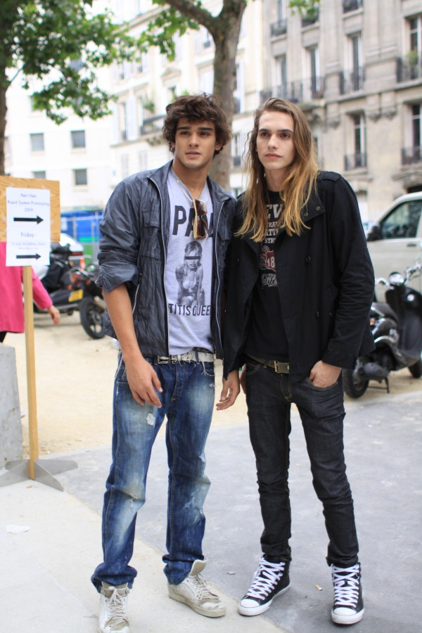 Paris2011.5.09_Marlon Teixeira&Bruce Machando