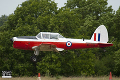 G-BXDH - WD331 - C1 0270 - Private - De Havilland DHC-1 Chipmunk 22 - Panshanger - 110522 - Steven Gray - IMG_6426