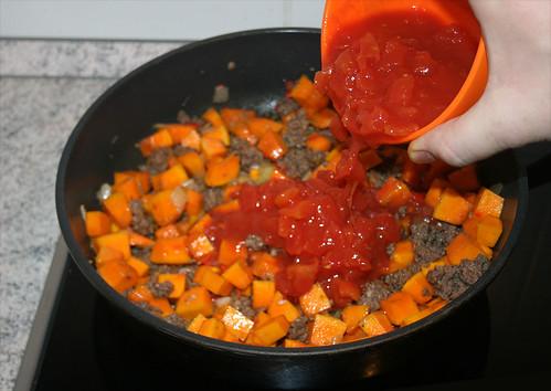 19 - Tomaten aufgießen