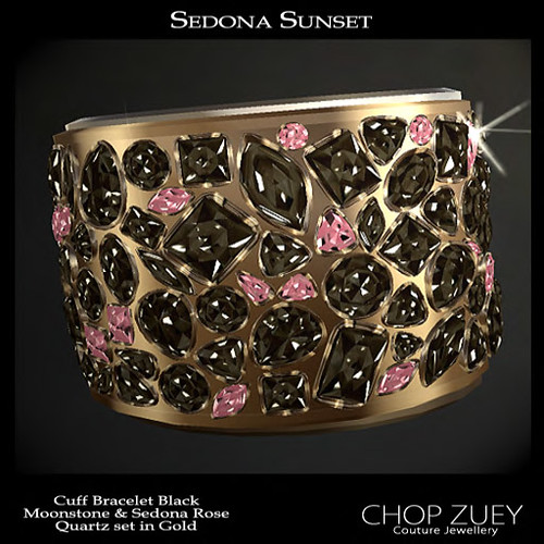 Sedona Sunset Bracelet, free by Cherokeeh Asteria