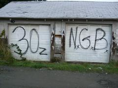 NGB (northwestgangs) Tags: graffiti tacoma gangs bloods crips surenos nortenos