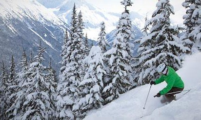 Skiing in Whistler, Fairmont Hotels