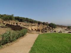 Chellah necropolis. (Linda DV) Tags: africa travel canon geotagged morocco maroc necropolis rabat 2011 chellah almarib  lindadevolder  powershotsx30