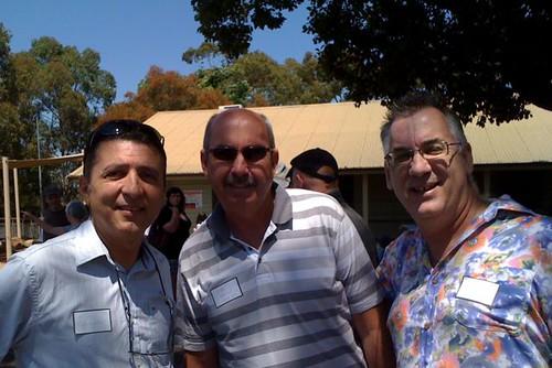 Jim, Peter, Ian, 2011