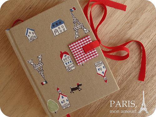 Agenda 2012 - Paris, mon amour! #5