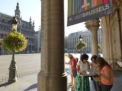 Grand Place, Brussels(c)www.milo-profi.be (VISITFLANDERS) Tags: brussels heritage europe belgium flanders unescoheritage visitflanders