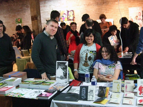 MIX 2011 :: Mike Dawson, Rina Ayuyang, and Karen Sneider