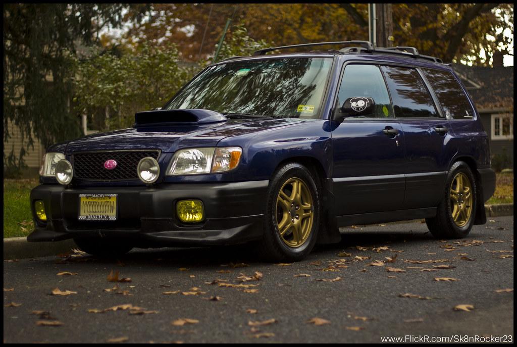 Corpus Christi Subaru >> New guy with an SF5 - Subaru Impreza GC8 & RS Forum ...