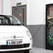 Traka Glass Cabinet with Fiat