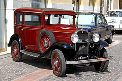 FIAT  508 Balilla year 1933 (marvin 345) Tags: auto old italy classic cars car vintage automobile italia fiat meeting voiture historic oldtimer vecchio epoca storico balilla vecchia veneto bardolino raduno vecchie storiche worldcars fiat508 fiat508balilla