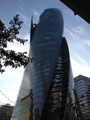 スパイラルタワーの写真