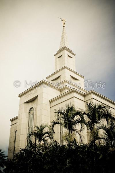 Guayaquil Ecuador Vintage LDS Temple Prints -0145