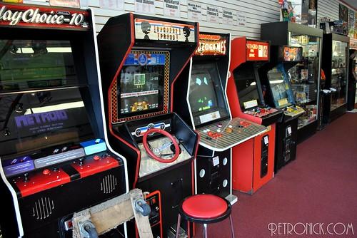 Miniature Arcade