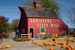 Apple Cider and Doughnuts (Majtek862) Tags: autumn mill barn rural pumpkins cider kansas hdr farmstead louisburg mygearandme ringexcellence musictomyeyeslevel1