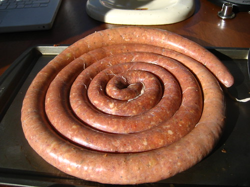 sausage coil