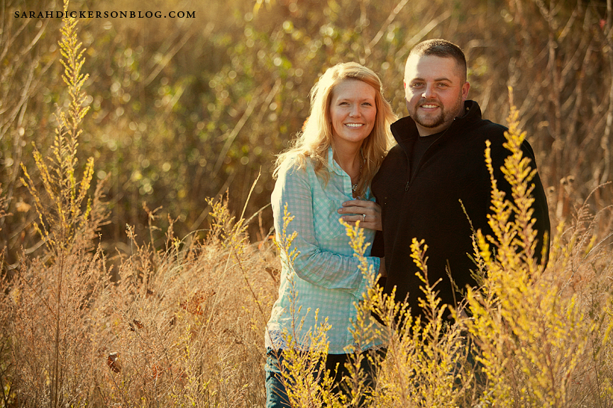 Shawnee Mission Park Kansas engagement photography