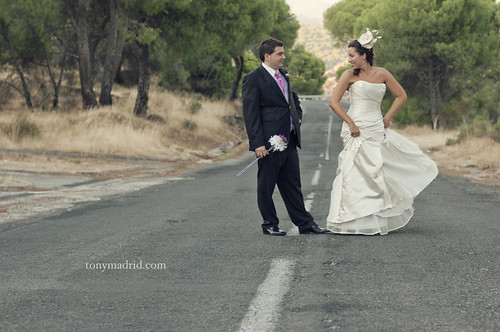 Boda David y Bárbara  by Tonymadrid Photography