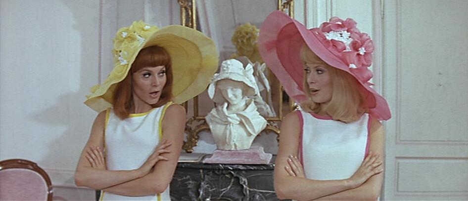 les demoiselles de rochefort.