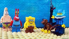 Day 324 (chrisofpie) Tags: chris pie monkey lego doug legos hero heroes minifig roger minifigure bluehat legohero chrisofpie rogeranddoug 365legos dougthechimp