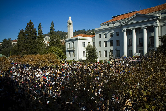 Occupy Cal: Open University - USA