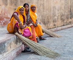 Smiles cost extra (Janet Marshall LRPS) Tags: india rajasthan amer amberfort 18200mm nikond3000