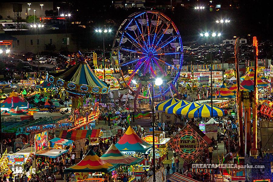 Best Tulsa State Fair Food