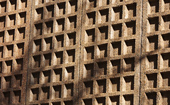 Wall Full (jaxxon) Tags: shadow urban abstract macro geometric lines wall architecture lens concrete grid prime nikon angle geometry shapes angles structure architectural micro fixed abstraction 28 365 mm nikkor f28 waffle vr afs linear 105mm lineal 105mmf28 2011 d90 nikor project365 f28g gvr jaxxon 105mmf28gvrmicro ayearinpictures nikkor105mmf28gvrmicro 304365 nikon105mmf28gvrmicro jacksoncarson