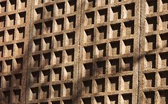 Wall Full (jaxxon) Tags: shadow urban abstract macro geometric lines wall architecture lens concrete grid prime nikon angle geometry shapes angles structure architectural micro fixed abstraction 28 365 mm nikkor f28 waffle vr afs linear 105mm lineal 105mmf28 2011 d90 nikor project365 f28g gvr jaxxon 105mmf28gvrmicro ayearinpictures nikkor105mmf28gvrmicro 304365 nikon105mmf28gvrmicro jacksoncarson