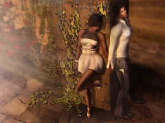 *ES* Escape from love ([Ljus] Patricia vs NatG) Tags: work pose couple sl virtual ljus xposer couplepose essentialsoul escapefromlove