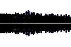 Cityscape Zen (Kevin.Wang.Photography) Tags: city abstract contrast cityscape fuji artistic zen fujifilm x100