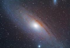 Andromeda - Skywatcher 200mm F4 Carbon - Paracorr II (Jurgen Kobierczynski) Tags: Astrometrydotnet:status=solved Astrometrydotnet:version=14400 Astrometrydotnet:id=alpha20111191957154